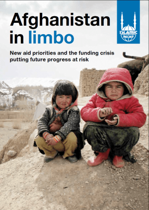 Afghanistan in Limbo: New aid priorities and the funding crisis putting future progress at risk