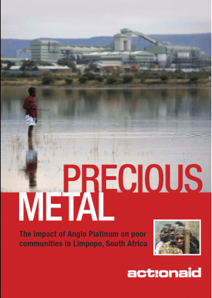 Precious Metal: The Impact of Anglo Platinum in South Africa