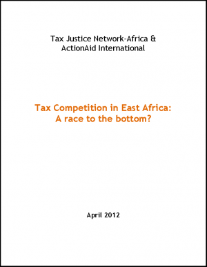 Tax Competition in East Africa: A Race to the Bottom?