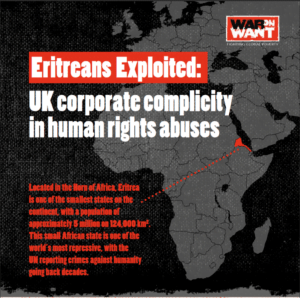 Eritreans Exploited: UK Corporate Complicity in Human Rights Abuses