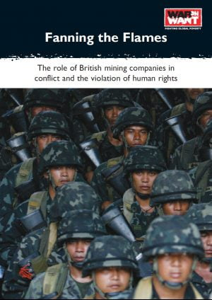 Fanning the Flames: The Role of British Mining Companies in Conflict and the Violation of Human Rights