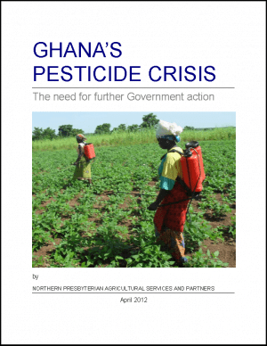 Ghana's Pesticide Crisis: The Need for Further Government Action