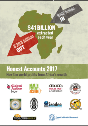 Honest Accounts 2017: How the world profits from Africa's wealth