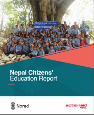 Nepal Citizens' Education Report
