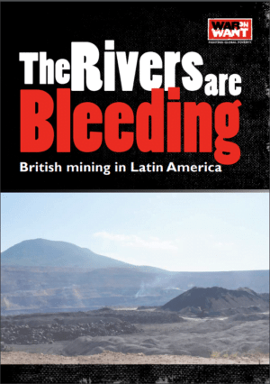The Rivers Are Bleeding: British Mining in Latin America