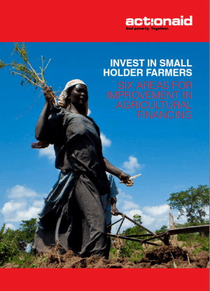 Uganda: Six Areas for Improvement in Agricultural Financing