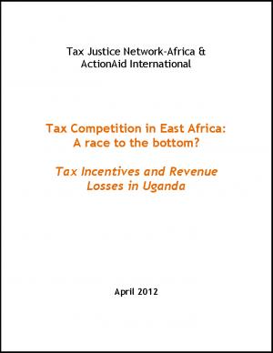 Tax Incentives and Revenue Losses in Uganda