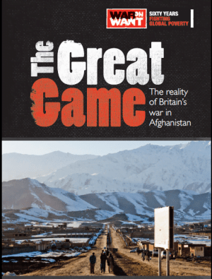 The Great Game: The Reality of Britain's War in Afghanistan