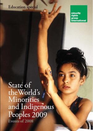 A World of Discrimination: Minorities, Indigenous Peoples and Education