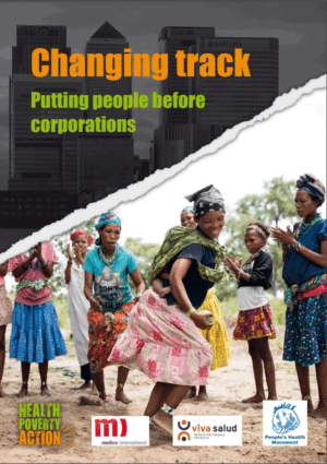 Changing Track: Putting People Before Corporations